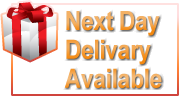 Next Day Delivery Available