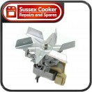 Cuisina:  Fan Oven Motor Assembly