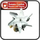 CDA: Genuine Fan Oven Motor   - 081581800