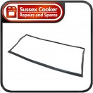 Rangemaster: 7348 90 NG FSD black PHD Oven Door Seal