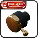 Leisure: 5365 Hob/Grill Control Knob (Black Gold)