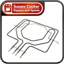 Rangemaster: 5552 Genuine Top Dual Oven/Grill Element 2350W